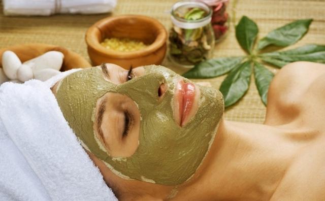 маска для лица на основе алоэ